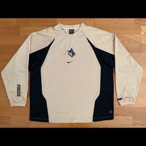 Nike Team Purdue Boilermakers Dri-Fit Shirt